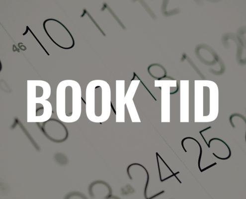 book tid frisør herning